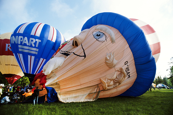 気球「Hot Air Ballooning In Russia」:写真・画像(6)[壁紙.com]