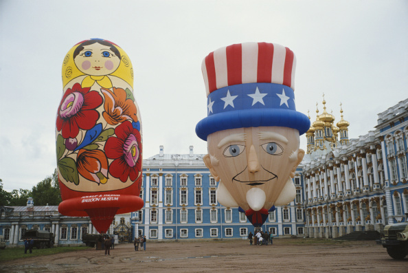 気球「Hot Air Ballooning In Russia」:写真・画像(7)[壁紙.com]