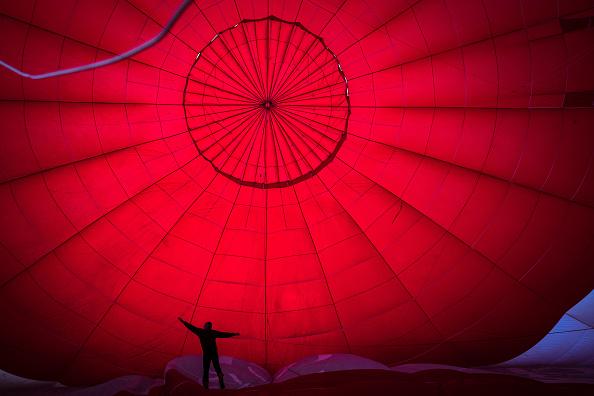 気球「Annual Bristol Balloon Fiesta」:写真・画像(11)[壁紙.com]