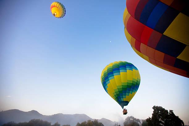 Hot Air Balloons in Napa Valley California:スマホ壁紙(壁紙.com)
