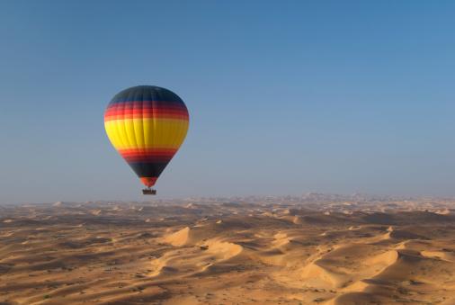 Balloon「Hot Air Ballooning over the Desert」:スマホ壁紙(15)