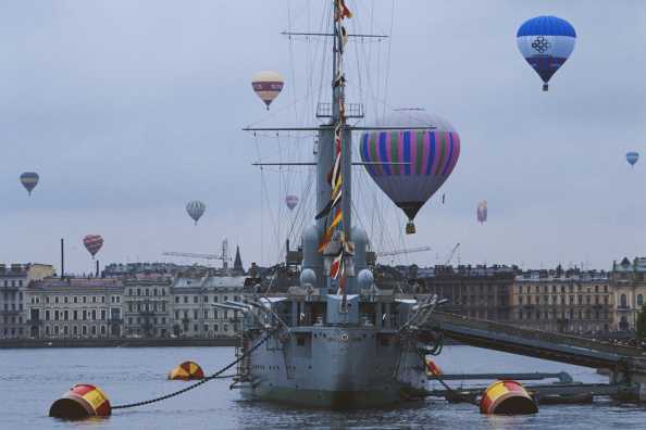 Russian Military「Hot Air Ballooning In Russia」:写真・画像(13)[壁紙.com]