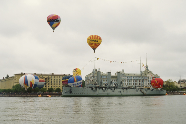 Russian Military「Hot Air Ballooning In Russia」:写真・画像(12)[壁紙.com]