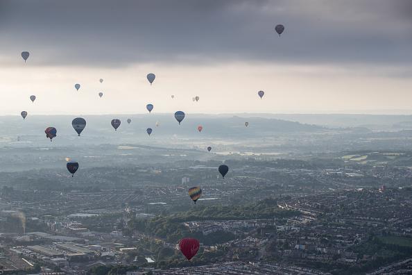Dawn「Annual Bristol Balloon Fiesta」:写真・画像(16)[壁紙.com]