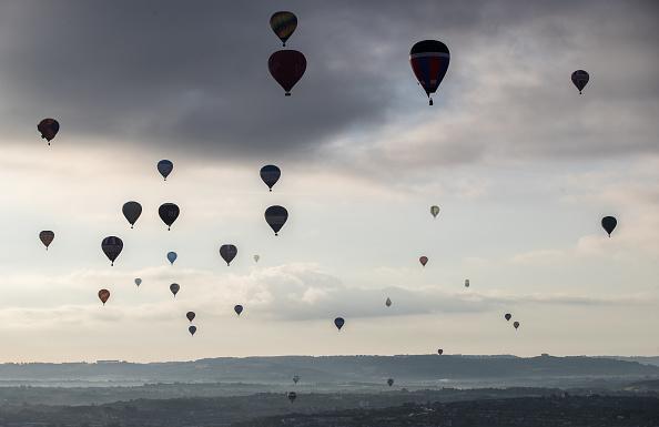 Dawn「Annual Bristol Balloon Fiesta」:写真・画像(14)[壁紙.com]