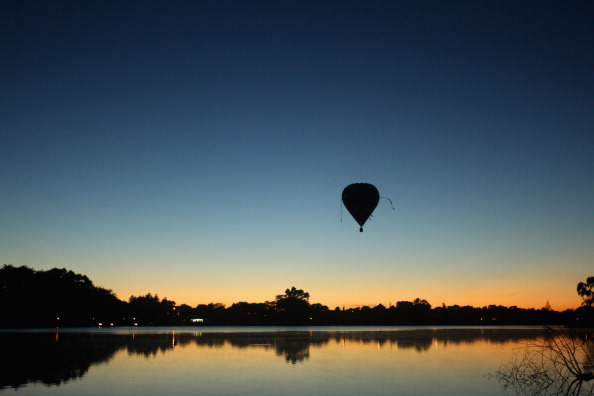 気球「Hot Air Balloons Over Waikato」:写真・画像(9)[壁紙.com]