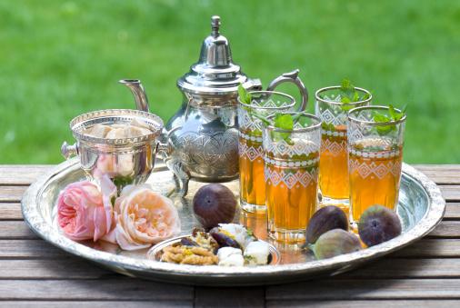 Morocco「Moroccan Tea」:スマホ壁紙(12)