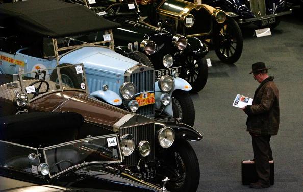 Cate Gillon「Bonhams Collectors car Auction」:写真・画像(17)[壁紙.com]