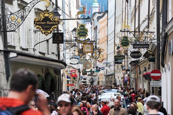 Tourism「Salzburg Travel Destination」:写真・画像(3)[壁紙.com]