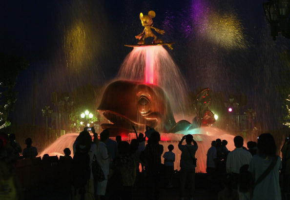 Mickey Mouse「Hong Kong Disneyland Preview」:写真・画像(18)[壁紙.com]