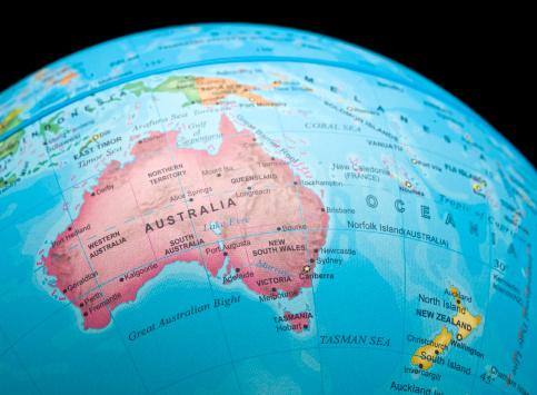 Pacific Ocean「Australia and New Zealand」:スマホ壁紙(0)
