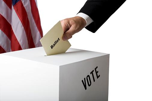 Voting Ballot「Casting a vote」:スマホ壁紙(13)