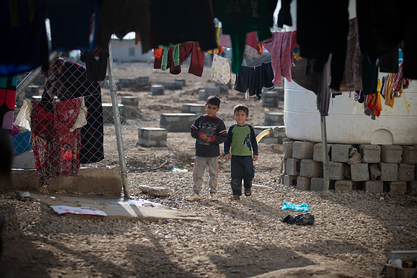 Iraq「Refugees Crisis In Northern Iraq Continues As Winter Closes In」:写真・画像(18)[壁紙.com]