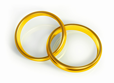 Married「Interlocking Rings」:スマホ壁紙(2)