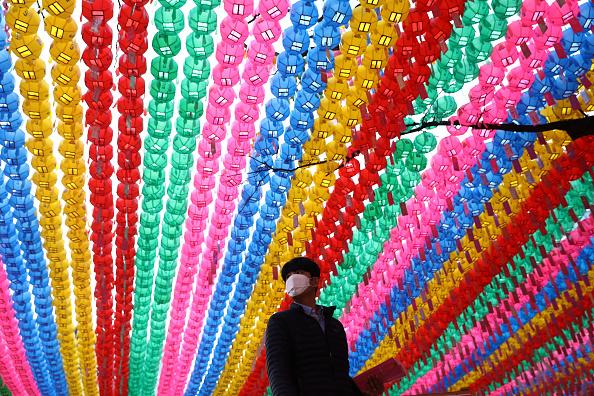 Lighting Equipment「South Korea Battles Against The Coronavirus Outbreak」:写真・画像(0)[壁紙.com]
