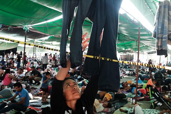 Crisis「Thousands Of Hondurans In Migrant Caravan Continue March Through Mexico」:写真・画像(9)[壁紙.com]