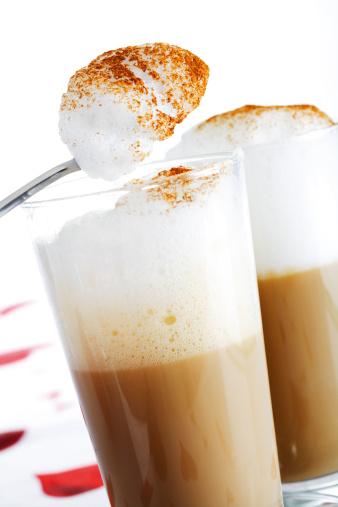 Drinking「Latte Macchiato」:スマホ壁紙(17)