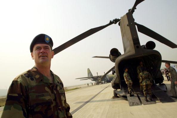 CH-47 Chinook「U.S. Military Celebrates KATUSA Day In South Korea」:写真・画像(12)[壁紙.com]