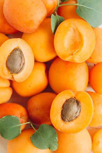 Apricot「Sliced apricots」:スマホ壁紙(5)