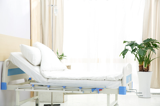 Hospital Ward「Hospital ward」:スマホ壁紙(4)