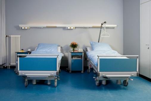 Part of a Series「A hospital ward」:スマホ壁紙(18)
