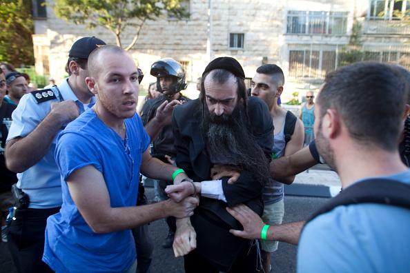 Participant「Six Stabbed In Jerusalem Gay Pride Parade」:写真・画像(15)[壁紙.com]