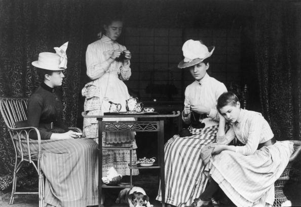Victorian Style「Victorian Teatime」:写真・画像(2)[壁紙.com]
