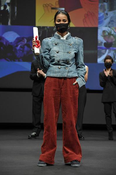 """Wide Leg Pants「""""Cine Fondation"""" Award Ceremony -""""Special Cannes 2020 : Le Festival Revient Sur La Croisette !"""" As Part Of Cannes Film Festival」:写真・画像(11)[壁紙.com]"""