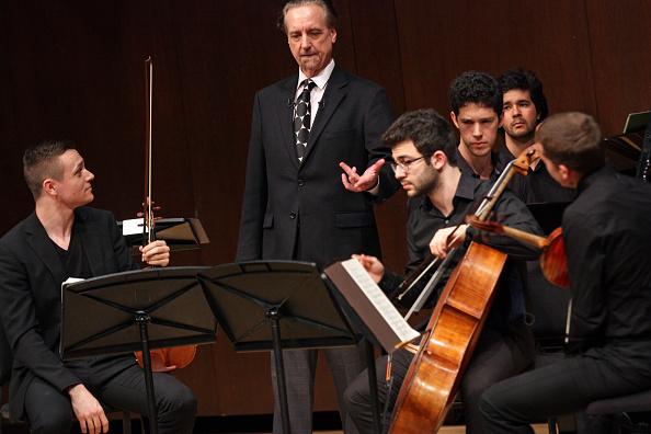 Paul Hall - Juilliard「David Finckel Master Class」:写真・画像(10)[壁紙.com]