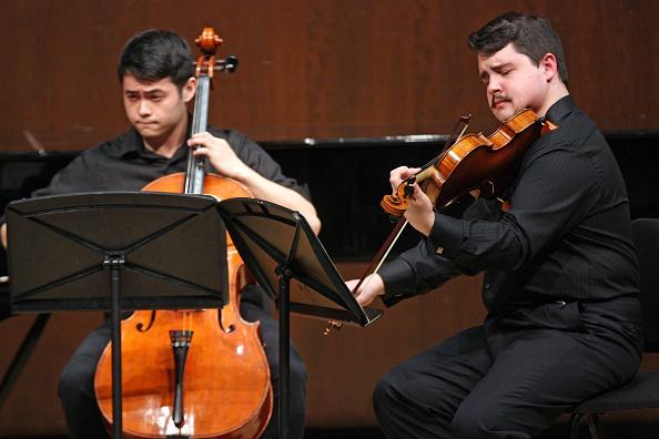 Paul Hall - Juilliard「David Finckel Master Class」:写真・画像(12)[壁紙.com]
