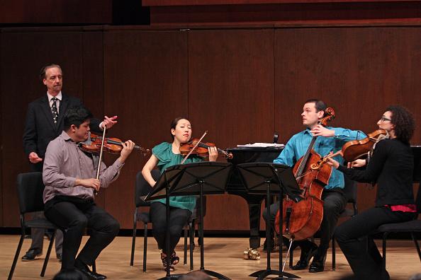 Juilliard School「David Finckel Master Class」:写真・画像(8)[壁紙.com]