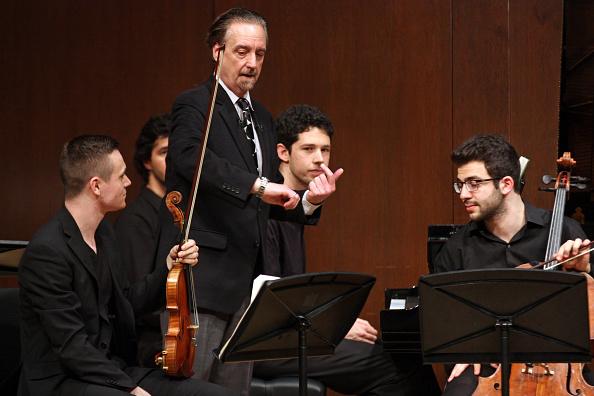 Paul Hall - Juilliard「David Finckel Master Class」:写真・画像(14)[壁紙.com]