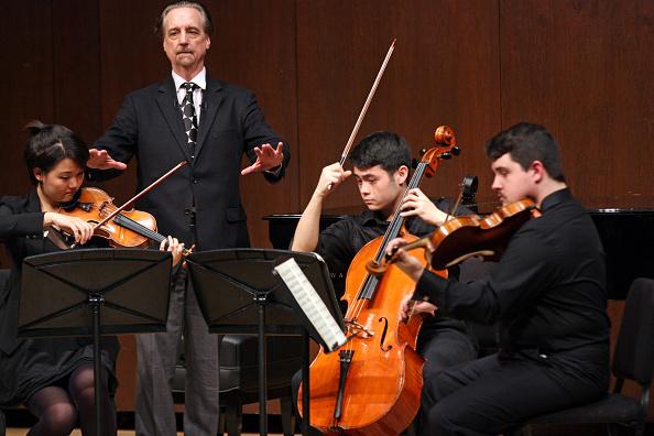 Paul Hall - Juilliard「David Finckel Master Class」:写真・画像(11)[壁紙.com]