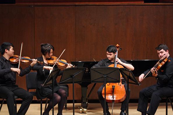 Paul Hall - Juilliard「David Finckel Master Class」:写真・画像(13)[壁紙.com]