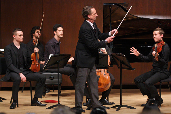 Paul Hall - Juilliard「David Finckel Master Class」:写真・画像(0)[壁紙.com]