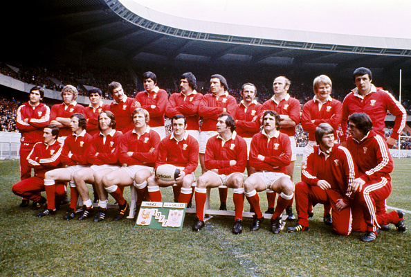 Wales「Wales Rugby Squad 1977」:写真・画像(9)[壁紙.com]