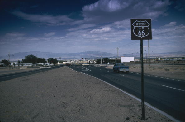 Empty「Historic Route 66」:写真・画像(11)[壁紙.com]