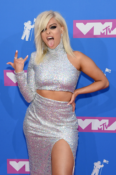 Sequin Skirt「2018 MTV Video Music Awards - Arrivals」:写真・画像(6)[壁紙.com]