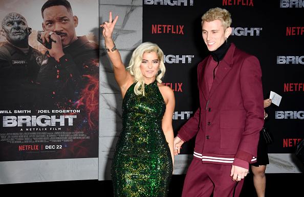 写真「Premiere Of Netflix's 'Bright' - Arrivals」:写真・画像(0)[壁紙.com]