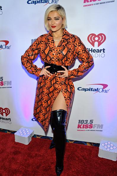 Necklace「103.5 KISS FM's iHeartRadio Jingle Ball 2018」:写真・画像(17)[壁紙.com]