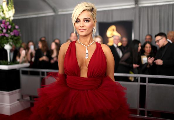 グラミー賞「61st Annual GRAMMY Awards - Red Carpet」:写真・画像(7)[壁紙.com]