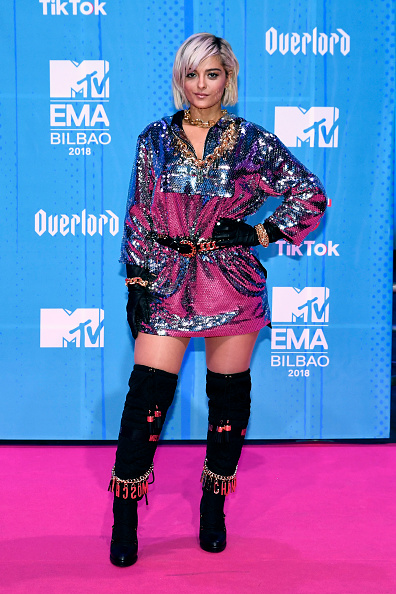 MTVヨーロッパ音楽賞「MTV EMAs 2018 - Red Carpet Arrivals」:写真・画像(3)[壁紙.com]