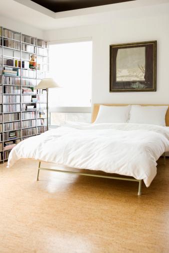Duvet「Modern bedroom」:スマホ壁紙(13)