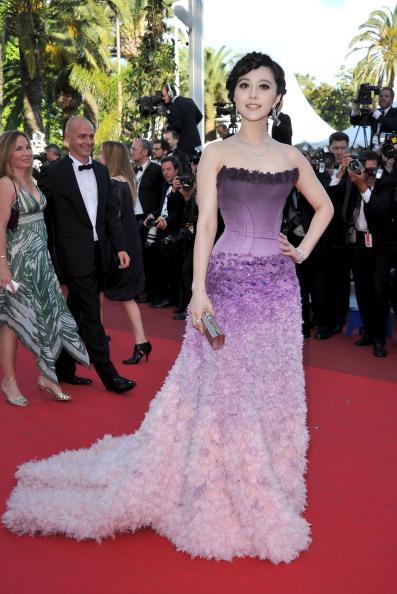 "Chiffon「""The Artist"" Premiere - 64th Annual Cannes Film Festival」:写真・画像(11)[壁紙.com]"
