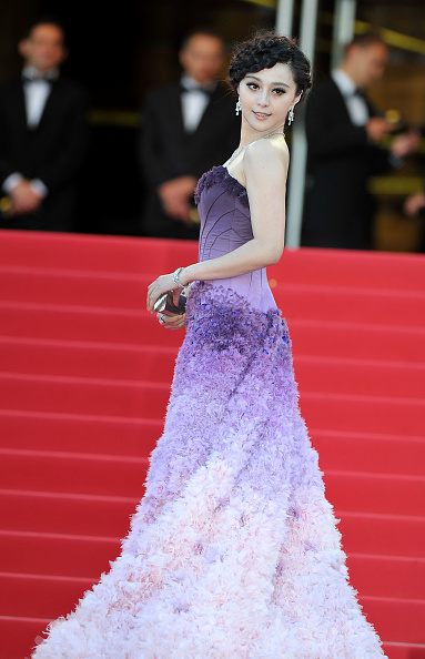 "Chiffon「""The Artist"" Premiere - 64th Annual Cannes Film Festival」:写真・画像(12)[壁紙.com]"