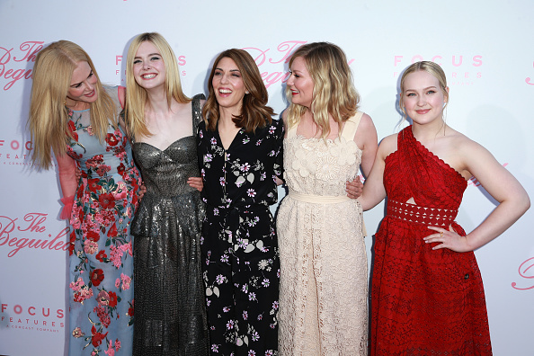 """The Beguiled - 2017 Film「Premiere Of Focus Features' """"The Beguiled"""" - Arrivals」:写真・画像(10)[壁紙.com]"""