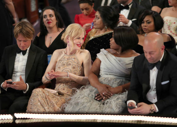 89th Annual Academy Awards - Backstage:ニュース(壁紙.com)