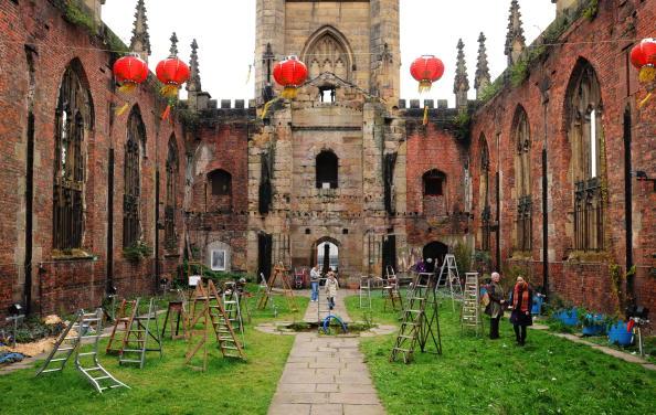 Liverpool - England「Liverpool Biennial - International Festival Of Contemporary Art」:写真・画像(6)[壁紙.com]