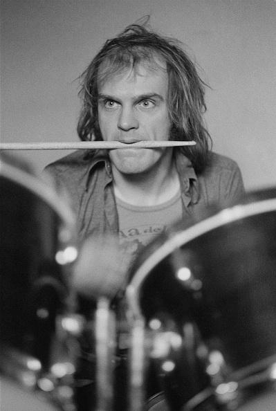 Michael Putland「Van Der Graaf Generator Drummer」:写真・画像(19)[壁紙.com]
