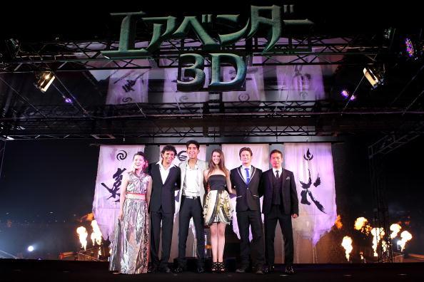 日本人のみ「'The Last Airbender' Tokyo Premiere」:写真・画像(8)[壁紙.com]